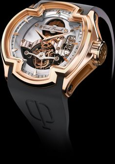 """We present you an interesting model of a luxury watch. It is a model that produces the company Cecil Purnell, and this watch is one of the collection """"La Croix"""". Mention wrist watch is available in two colors, depending on whether you prefer White Go"""
