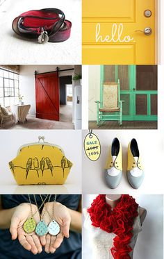 hello color by ms blue on Etsy--Pinned with TreasuryPin.com