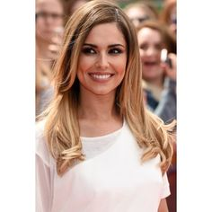 Ombre Hair The Sunkissed Hairstyle The A-List Loves ❤ liked on Polyvore featuring hair
