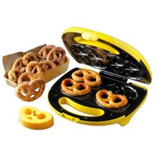 Soft Pretzel Factory, $39.94. | 37 Absurd Kitchen Gadgets You Definitely Need In Your Life