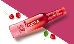 COOTA Cider on Packaging of the World - Creative Package Design Gallery