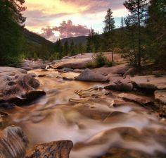 Aspen Stream by Chad Galloway #Colorado