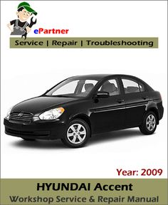 download hyundai accent service repair manual 2011 hyundai service rh pinterest com 2002 Hyundai Elantra Interior Hyundai Elantra 4 Door Sedan 2002
