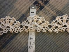 Free Crochet Pattern: Borders and Edgings