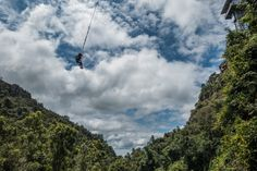 You'll have daredevlis swinging over your head Wander, Clouds, World, Outdoor, Outdoors, Outdoor Living, Garden, Peace, Cloud