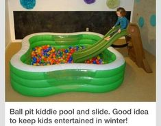 I absolutely LOVE this idea!! And I will be doing this for my kids!..Would be even more fun with water added!