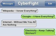 Epic text - Cyber fight - http://jokideo.com/epic-text-cyber-fight/