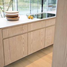 Eik Andante, Live Pure lakk, 2-sidig fas, børstet, 14mm Plank 138mm, 14x138x2200mm Plank, Pure Products, Cabinet, Live, Storage, Furniture, Home Decor, Footlocker, Homemade Home Decor