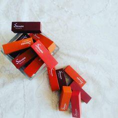 Mini lipsticks in nudes. Lipsticks, Nudes, Usb Flash Drive, Mini, Beauty, Lipstick, Beauty Illustration, Usb Drive