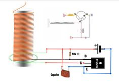 Tesla Coil Slayer Exciter circuit diagram with components – Sport Car News Electronics Mini Projects, Electronic Circuit Projects, Diy Electronics, Tesla Coil Circuit, Diy Tesla Coil, Bedini Generator, Tesla Free Energy, Tesla Technology, Radiant Energy