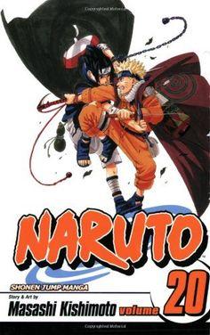 Naruto, Vol. 20: Naruto vs. Sasuke by Masashi Kishimoto. $7.95. Author: Masashi Kishimoto. Publication: October 2, 2007. Publisher: VIZ Media LLC (October 2, 2007)