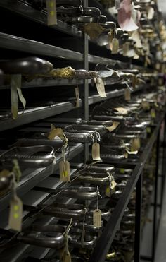 Heaven...I'm in heaven....and my heart beats so that I can hardly speak! The Royal Armories...Historical Swords