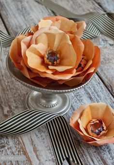 How to Make a French Inspired Watercolor Poppy ...