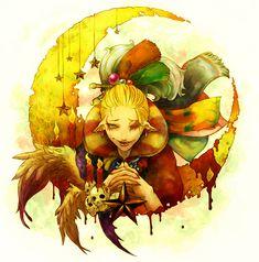 Final Fantasy VI Kefka too cute too insane
