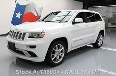 eBay: Jeep: Grand Cherokee SUMMIT 4X4 PANO ROOF NAV 2015 jeep grand cherokee summit 4 x 4 pano roof nav… #jeep #jeeplife usdeals.rssdata.net