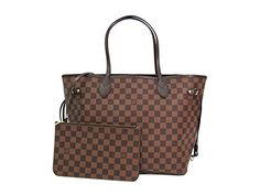 Louis Vuitton Damier Canvas Neverfull MM Red Shoulder Handbag Article: Made in France New Louis Vuitton Handbags, Louis Vuitton Kimono, Louis Vuitton Neverfull Mm, Lv Handbags, Designer Handbags, Shoulder Handbags, Shoulder Bags, Authentic Louis Vuitton, France