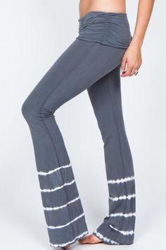 Omgirl Organic Cotton Practice Pant Blueprint
