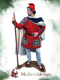 Roman Tunic 4th-5th century
