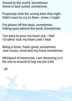 Lock my heart