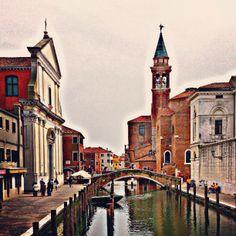 Chioggia is my land, my sea, my breath