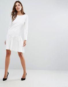 Reiss | Reiss Dropped Waist Dress
