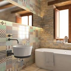 Kakel Raspail Oliva - Kakel, Klinker & Mosaik Online - Tiles R Us Wall And Floor Tiles, Wall Tiles, Subway Tiles, Brick Tiles, Bathroom Flooring, Bathroom Wall, Tiles R Us, Multi Design, Patchwork Tiles