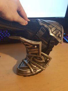 10 Ways to Attach Armor – Valkyrie Studios