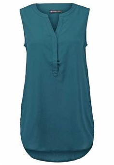 Even&Odd Top - dark green a € Ordina senza spese di spedizione su Zalando. Look Fashion, Fashion Beauty, Fashion Outfits, Casual Outfits, Cute Outfits, Corsage, Casual Chic, Beautiful Dresses, What To Wear