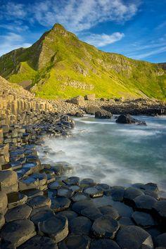 Giant's Causeway, Northern Ireland.