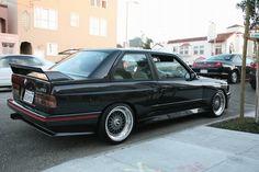 The Original.... BMW E30  M3