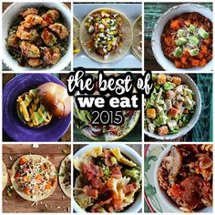 PB+J Babes: WE EAT | the best of 2015