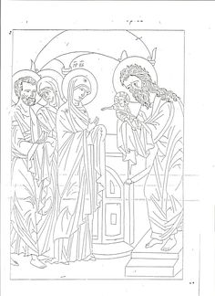 Kids Church, Byzantine, Kids Education, Drawings, Stencils, Early Education, Sketches, Drawing, Portrait