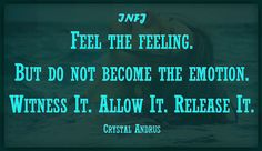 An integral part of therapy for an INFJ. Intj And Infj, Infj Mbti, Enfj, Introvert, Infj Personality, Life Lessons, Therapy, Inspirational Quotes, Wisdom