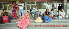 Resident Doctors sacked with immediate effect