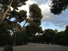 Jardines del Buen Retiro. Madrid