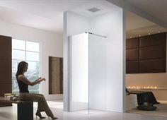 """60x200cm """"Jade"""" Walk in Doccia - Box Doccia - Doccia schermo - Chiusura doccia - per Stanza da bagno - 10mm - ESG - Nano: Amazon.it: Fai da te"""