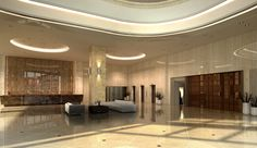 Taichung Harbor Hotel, Taiwan  台中港酒店大廳示意圖 Lobby