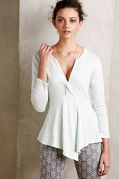 Anthropologie EU Signy Top