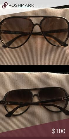 Ray bans Great condition, no scratches Ray-Ban Accessories Sunglasses