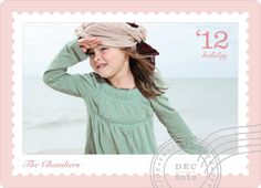 Holiday Stamps Photo Cards