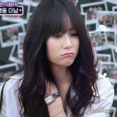Krystal Jung, Asian Girl, Twin, Korea, Sisters, Hair Cuts, Celebrities, My Favorite Things, Face