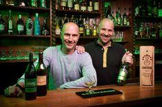 Chartreuse Bar @ Prague ! Green or Yellow ?