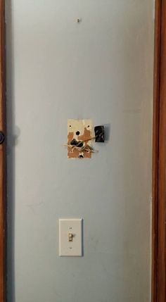 I have been wanting to cover this eye sore which is the landing place from the stairs in my house. There used to be a land line phone. I have had all these stuf…