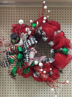 Christmas 2017 by Randi at Michaels 1600 Christmas Mesh Wreaths, Holiday Tables, Christmas 2017, Floral Arrangements, Dinnerware, Lavender, Holiday Decor, Diy, Inspiration