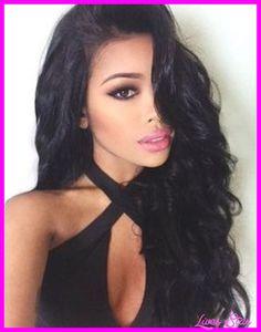 Makeup for jet black hair - http://livesstar.com/makeup-for-jet-black-hair.html