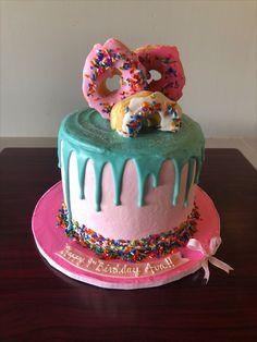 Admirable 194 Best Little Girl Birthday Cakes Images In 2020 Little Girl Personalised Birthday Cards Veneteletsinfo