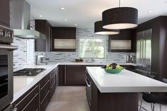 Even though creating a new kitchen is challenging, most clients say that the results are more than worth the effort. Checkout 20 amazing kitchen design ideas for your inspiration