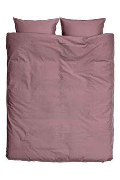 Cotton duvet cover set | H&M