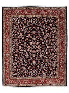 Tapis persans - Sarough Sherkat  Dimensions:312x257cm