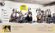 The Smla by Fernanda Pacheco, via Behance